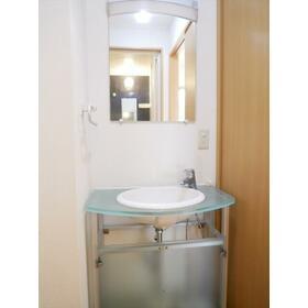 第三代田ハイツ 0101号室の洗面所