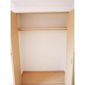 第三代田ハイツ 0101号室の収納