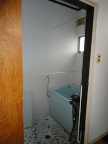 景山コーポ 201号室の風呂