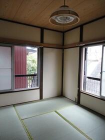 景山コーポ 201号室の景色