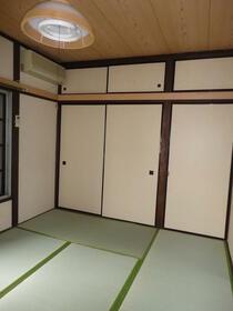 景山コーポ 201号室の収納