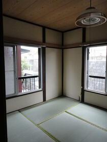 景山コーポ 201号室の居室