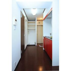本牧L2ビル 201号室のキッチン