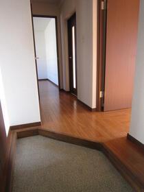 町田コープタウン7号棟 07-403号室の玄関