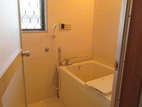 南林間ハウス B-203号室の風呂