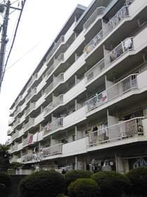 グリーンヒルズ横浜A棟外観写真