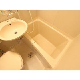 プラザドゥディーンA 407号室の風呂