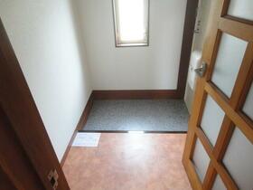 リバーサイドハイツ座間Ⅴ 202号室の玄関