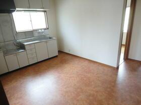 リバーサイドハイツ座間Ⅴ 202号室のキッチン