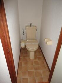 リバーサイドハイツ座間Ⅴ 202号室のトイレ