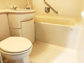 グリーンヒルズ戸塚 303号室の風呂