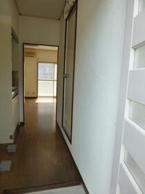 エミナンス 205号室の玄関