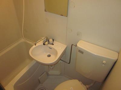 アメニティさくら B棟 B-202号室の風呂