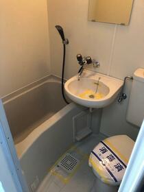 コーポ相模台 104号室の風呂