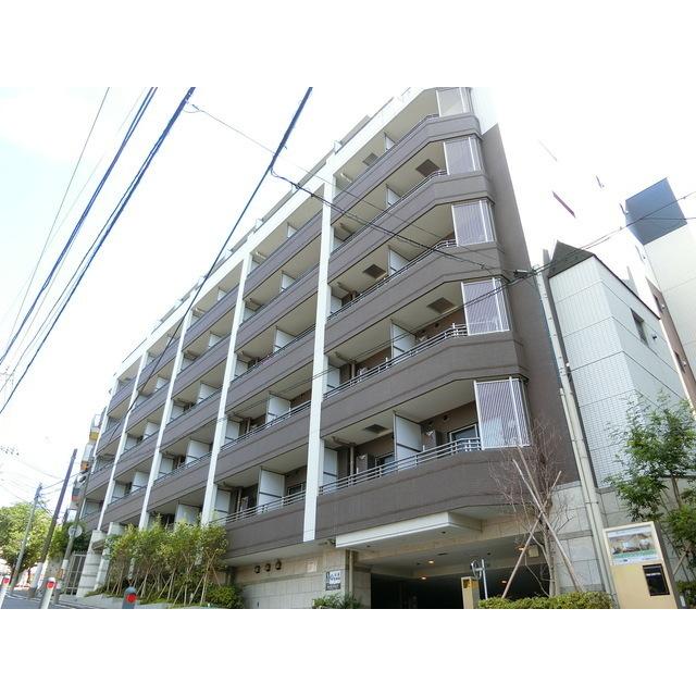 ザ・パークハビオ横浜山手の外観