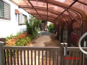 山崎邸の外観