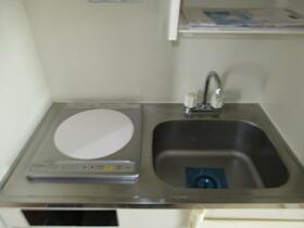 ジュネパレス座間第14 0401号室のキッチン