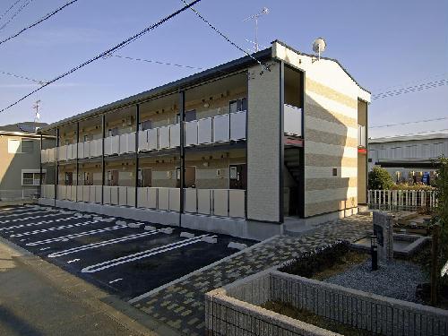 レオパレスエスカーラ外観写真