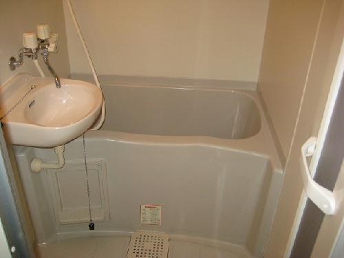 レオパレスグリーンタウン 104号室の風呂
