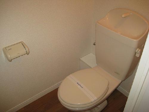 レオパレスグリーンタウン 104号室のトイレ