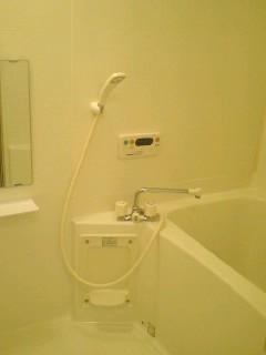 コスモス LF 02010号室の風呂
