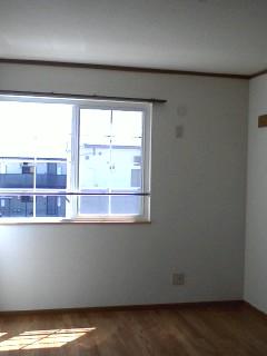 コスモス LF 02010号室のベッドルーム