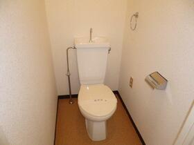 グランディ・シンヤ 304号室の風呂