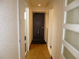 グランディ・シンヤ 304号室の玄関
