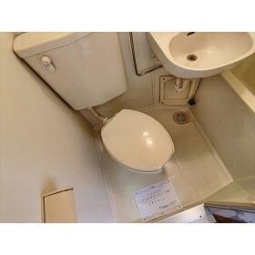 サザンシティ相模Ⅰ 202号室のトイレ