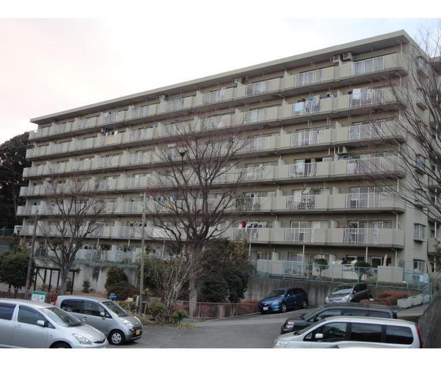 ホーユウパレス戸塚702号室 702号室の外観