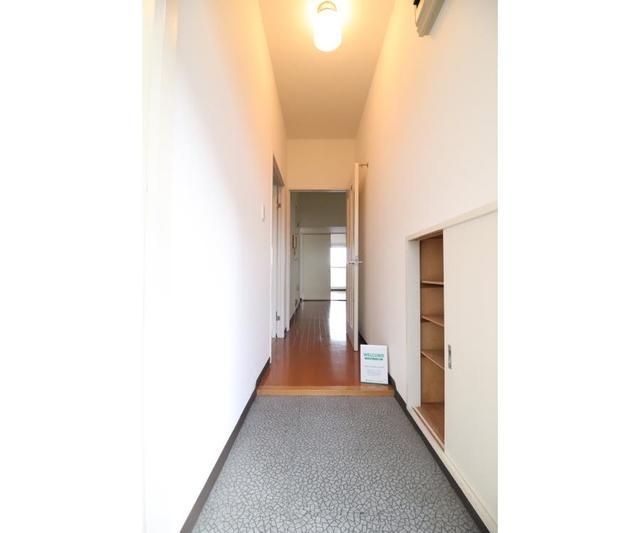 ホーユウパレス戸塚702号室 702号室の玄関