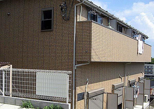 ソフィア戸塚 101号室の外観