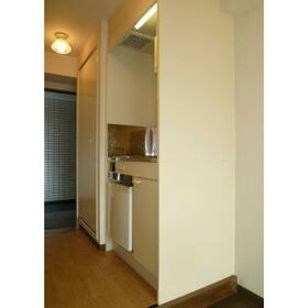 オセアン新沢ビル 0209号室のキッチン