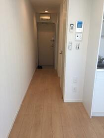戸塚区上矢部アパートメントB棟 204号室の玄関