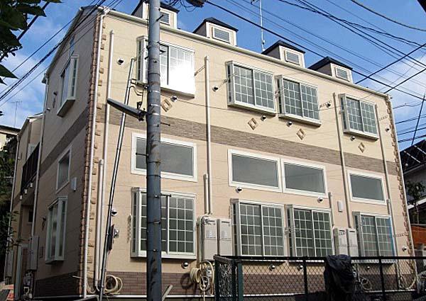 ユナイトステージ井土ヶ谷カンパネルラ外観写真