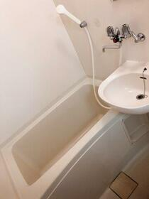 グリーンハウス 101号室の風呂