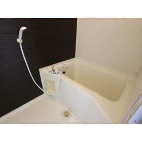 第1宮城荘 205号室の風呂