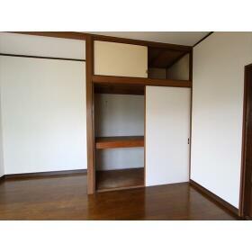 第1宮城荘 205号室の収納