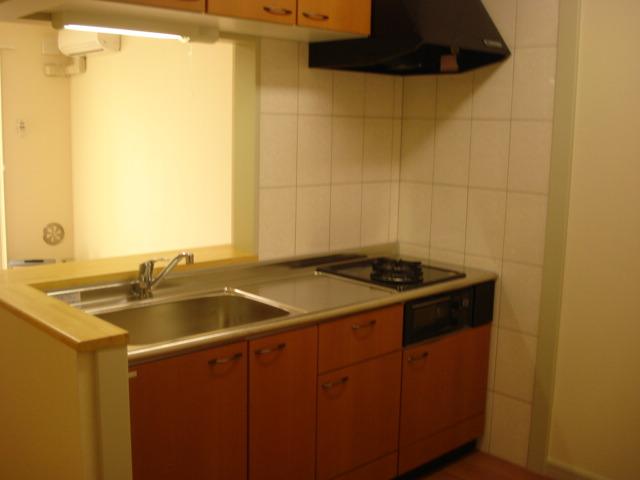 フォンテーヌ 101号室のキッチン