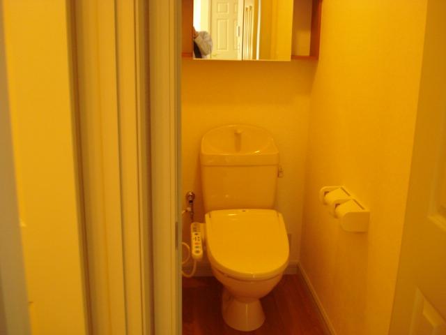 フォンテーヌ 101号室のトイレ