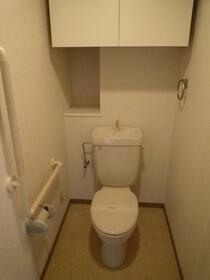 サニーヒル 2-102号室のトイレ
