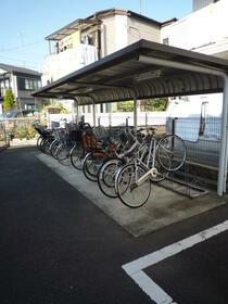 サニーヒル 2-102号室の駐車場