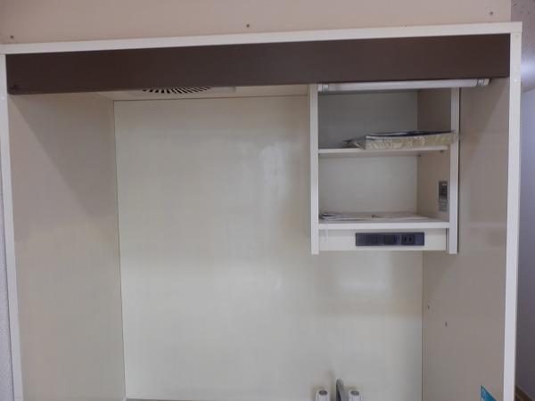 ブランシェ百合ヶ丘 201号室のキッチン