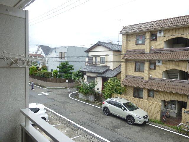 フレグランス東林間 207号室の駐車場