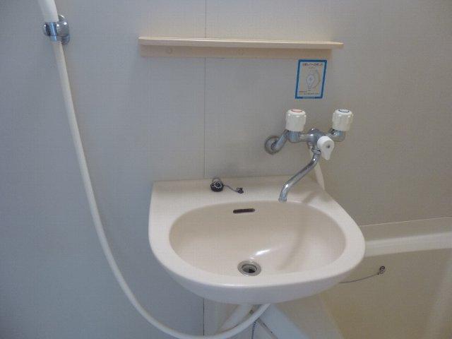 フレグランス東林間 207号室のキッチン