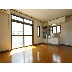 G-2 201号室のキッチン