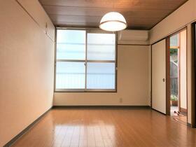 ファミールハイム 201号室のリビング