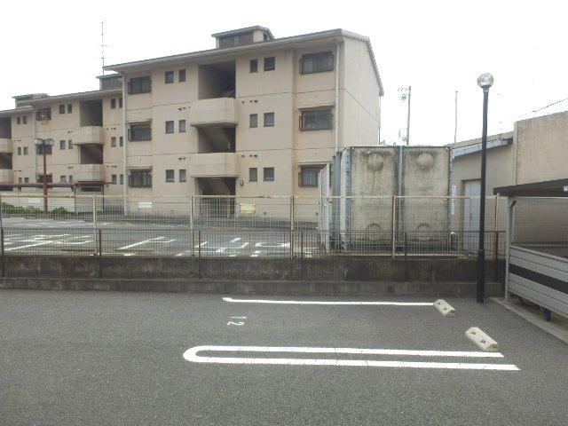 アビタシオン駅南A 105号室の景色