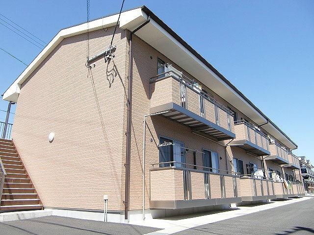 アビタシオン駅南A 102号室の外観