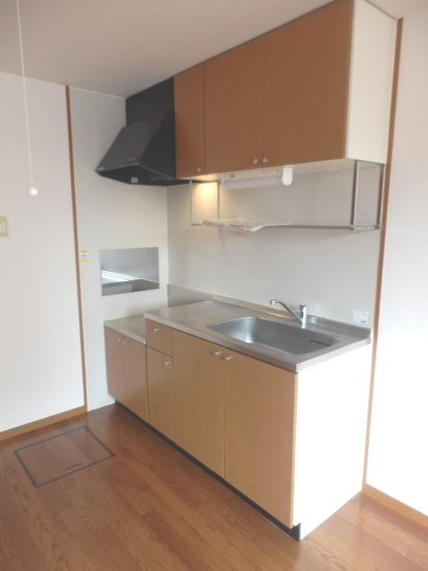 アビタシオン駅南A 105号室のキッチン
